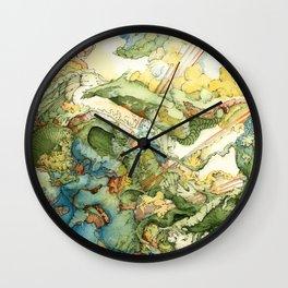 indau Wall Clock