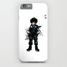 Deku Ink iPhone Case