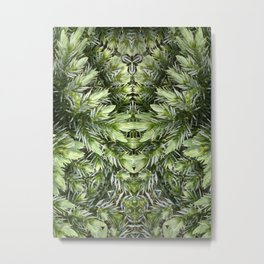 The Witch Of The Woods Metal Print