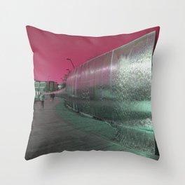 Sheffield Blade Throw Pillow