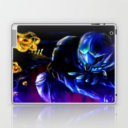 Metroid Metal: Sector 1 Laptop & iPad Skin