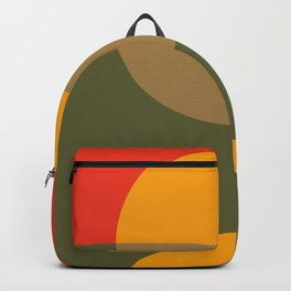 Spring- Pantone Warm color Backpack