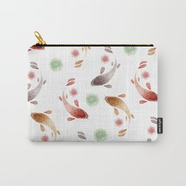Chinese pattern Carry-All Pouch