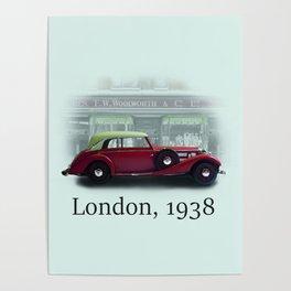London 1938 Poster