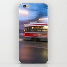 Steel in Motion iPhone & iPod Skin