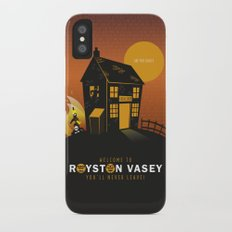 Are you local? iPhone X Slim Case