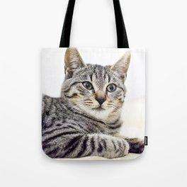 Tiger, Portrait n. 1 Tote Bag