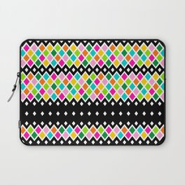 DIAMOND - Black Laptop Sleeve