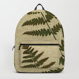 Ferns 2 by Kathy Morton Stanion Backpack
