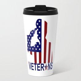 THE VETERANS AMERICA (VETERANS DAY) Travel Mug