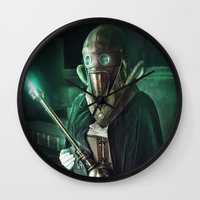 steampunk Wall Clocks featuring Steampunk by Legend Factory