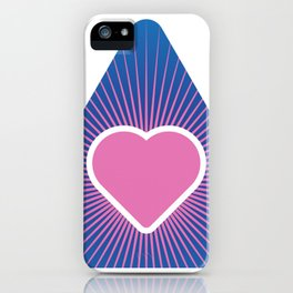 Algorithm of Immaculate Joy iPhone Case