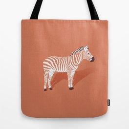 Animal Kingdom: Zebra I Tote Bag
