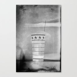 In-N-Out Classic Cup Canvas Print