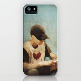Official Poster: Stitches iPhone Case