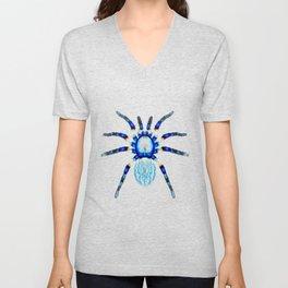 Crystal Ice Spider Unisex V-Neck