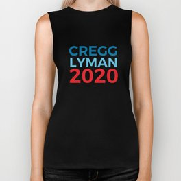 CJ Cregg Josh Lyman 2020 / The West Wing Biker Tank