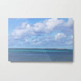 Bahamas Cruise Series 127 Metal Print