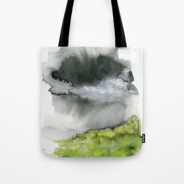 Summer's Rain Tote Bag
