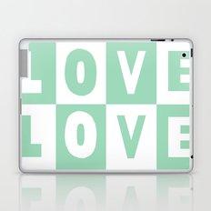 Love Mint Laptop & iPad Skin