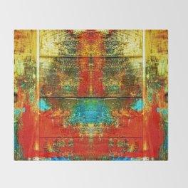 Colors-Feeling Throw Blanket
