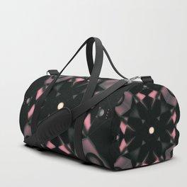 Blank Tail Init Duffle Bag