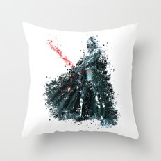 DARTH VADER STAR . WARS 2 Throw Pillow