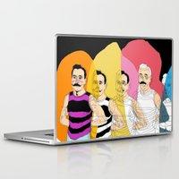 hunting Laptop & iPad Skins featuring Hunting shades  by Tropidarks