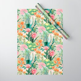 Palm Springs Wrapping Paper