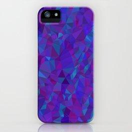 Jewel Tone Sparkles iPhone Case