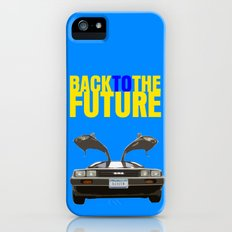 Back To The Future Slim Case iPhone (5, 5s)