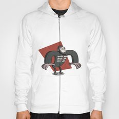 Caesar - Dawn of the Planet of the Apes Cartoon Hoody