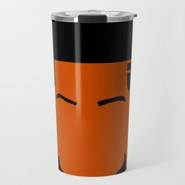 autumn orange Travel Mug