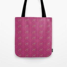PINK MANDALA WEIM MULTI Tote Bag