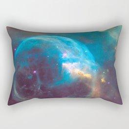 Nebula - Science Rules! Rectangular Pillow