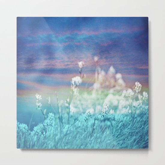 Utterly dreaming Metal Print