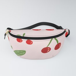 Cute Cherry Pattern Fanny Pack