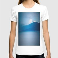lighthouse T-shirts featuring Lighthouse  by Alyson Cornman Photography