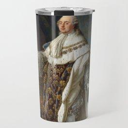antoine-franc3a7ois_callet_-_louis_xvi_roi_de_france_et_de_navarre_1754-1793 Travel Mug