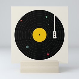Music, Everywhere Mini Art Print