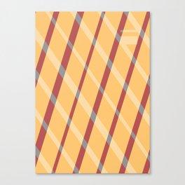 Pitter Pattern 1 Canvas Print