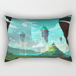Road to Oz. Rectangular Pillow