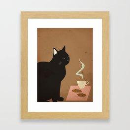 Mimmo, a portrait Framed Art Print