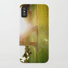 Slacklining  iPhone Case