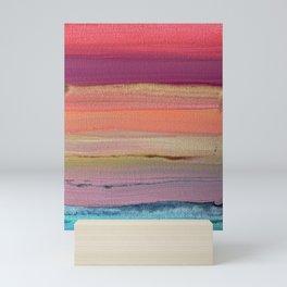 Sunset of the Future Mini Art Print