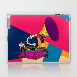 Vinyl No.3 Laptop & iPad Skin