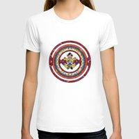 totem T-shirts featuring Totem by Robin Curtiss