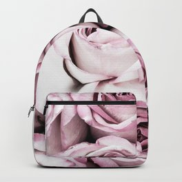 A Cascade of Perfectly Pink Roses Backpack