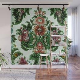 Bouquet Floral Wallpaper Wall Mural