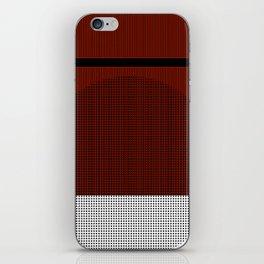 Minimal Unplugged iPhone Skin